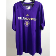 Camisa Oficial Mls Orlando City Gg (xl) adidas Climalite