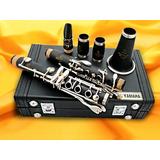 Clarinete Yamaha Ycl355 Sib 17chaves/não É Weril Selmer Nova
