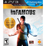 Infamous Collection + Extra - Ps3 Entrega Inmediata