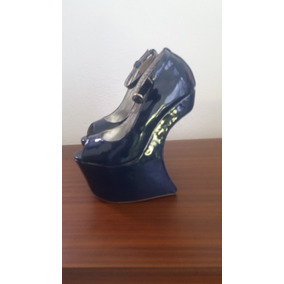 Tacones Altos Fashion Lady Gaga Exoticos Table Dance