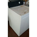 Lavadora Tipo Chaca Chaca En Estructura De 12kg Funcionand