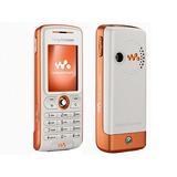 Celular Sony Ericsson W200 Com Câmera E Mp3