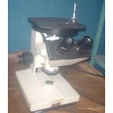 Microscópio Metalografico Invertido Binocular Opton