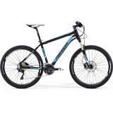 Bicicleta Merida Matts 900 Aro 26 Black(white/blue) 19