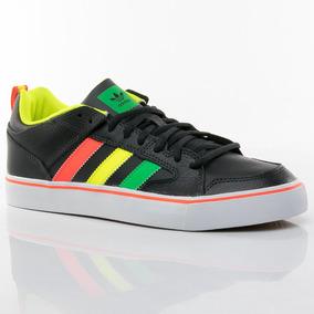Zapatillas Varial Ii Low Leather Carbon adidas Originals