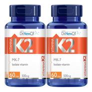 Vitamina K2 Mk-7 120 Cápsulas 500mg - Dr Lair