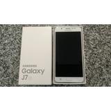 Samsung J7 2016 Blanco Para Movistar