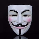 Máscara De Anonymus V De Vendetta