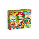 Lego Duplo 10836 Town Square, Novo, Pronta Entrega