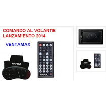Estereo Dvd 2 Din Tv Digital Gps Bluetooth Control Al Volant