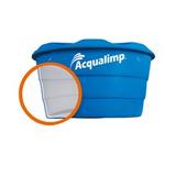 Caixa Dagua Plastica 500l Com Tampa - Acqualimp