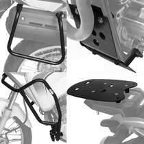 Kit Yamaha Ténéré 250cc 2016+ Scam Prot. Afastador Bagageiro