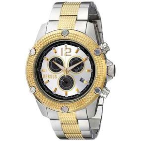 Reloj Versus By Versace Plateado Wvsc19
