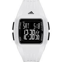 Relógio Masculino Adidas Adp3263/8bn Branco Pulseira Branca