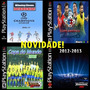 Novo Kit Com 16 Patch Futebol Ps1 Os Melhores Winning Eleven