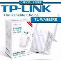 Extensor Amplificador De Wi-fi Tl-wa855re 300mbps