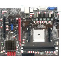 Tarjeta Madre Jta75mg Amd Socket Fm1 Para Procesador A4 Y A6