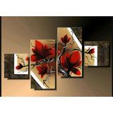 Oferta Cuadros Abstractos Decorativos Y Minimalistas