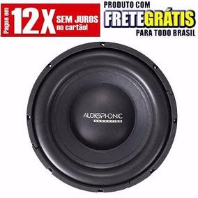 Boca 12 500w Audiophonic Sensation S1 12 Ñ Pioneer Jbl Gz