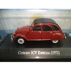 Citroen 3cv Autos Inolvidables Argentinos Salvat N6