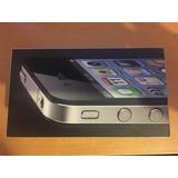 Iphone 4 De 8gb Libre De Fabrica Unico Dueño Sin Icloud
