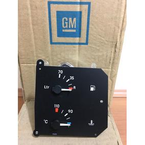 Marcador Combustível Temperatura Original Gm Genuíno Ômega