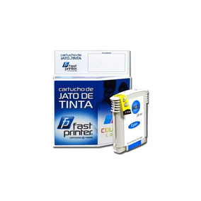 Cartucho Compatível C4907al 940xl Azul Fast Printer 8000