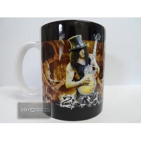 Caneca Personalizada Guns N Roses Slash