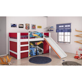 Cama Pura Magia Hot Wheels Play Escorregador - Shop Tendtudo