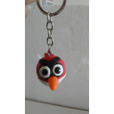 Chaveiro Do Personagem Red Do Jogo Angry Birds