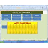 Planilha Formatação Preço Da Pizza 120 Pizzas
