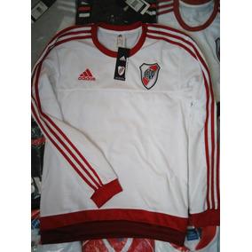 Buzo adidas River Plate Entrenamiento 100% Original Blanco