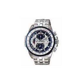 Relógio Casio Edifice Ef-558d-2av Lançamento 12x Sem Juros