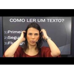Curso De Interpretação De Textos Com Rafaela Mota.