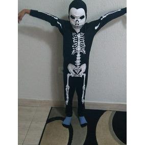 Caveira Infantil Ou Bruxinha Halloween