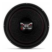Subwoofer Bomber 15  600 Watts 1.23.063 Bicho Papao Audiocar