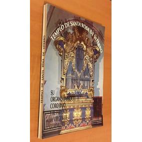 Templo De Santa Rosa De Viterbo.gobierno Del Estado Qro.199