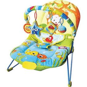 Cadeira De Descanso Musical Vibratória Selva Dican