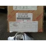 Selenoide Automatico Arranque Toyota 28150-46120
