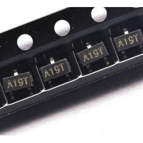 100x A19t Ao3401a Ao3401 Aos Smd Receptores Transistor