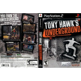 Tony Hawk Underground / Ps2/ Playstation2