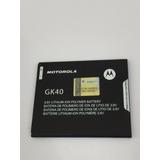 Bateria Motorola Moto G4 Play Moto G5 Gk40 Original Novo