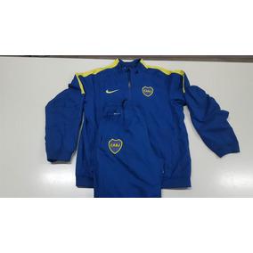 Conjunto De Boca Juniors Niño Talle Xl