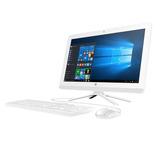 Informática - Aio Hp 21.5 - 4gb - Intel Core I3 - Disco Dur
