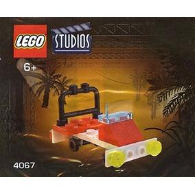Lego 4067 Buggy Lego Studio Coca-cola Buggy