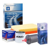 Kit Filtros Oleo Ar Combustivel Astra Hatch Cd Gls 2.0 99/