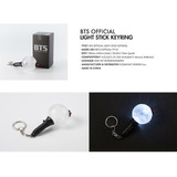 Bts Llavero Light Stick Official