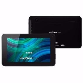 Tablet Cce Motion Tab Tr71 Preto Vitrine Tela 7