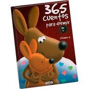 365 Cuentos Para Dormir Libro Pasta Dura Volumen 2 De 3