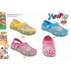 Sapato Infantil Yuupiii Bonecas Calçados Babuche Sandália